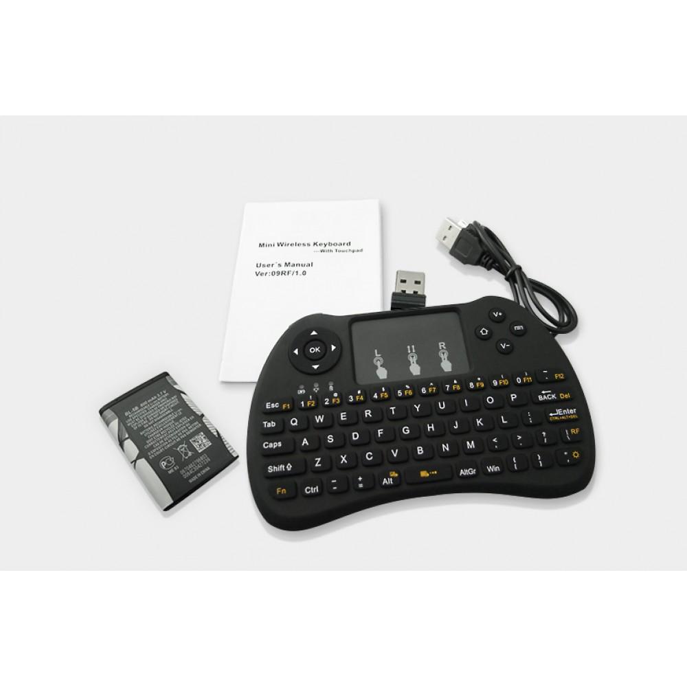 Универсална безжична смарт клавиатура