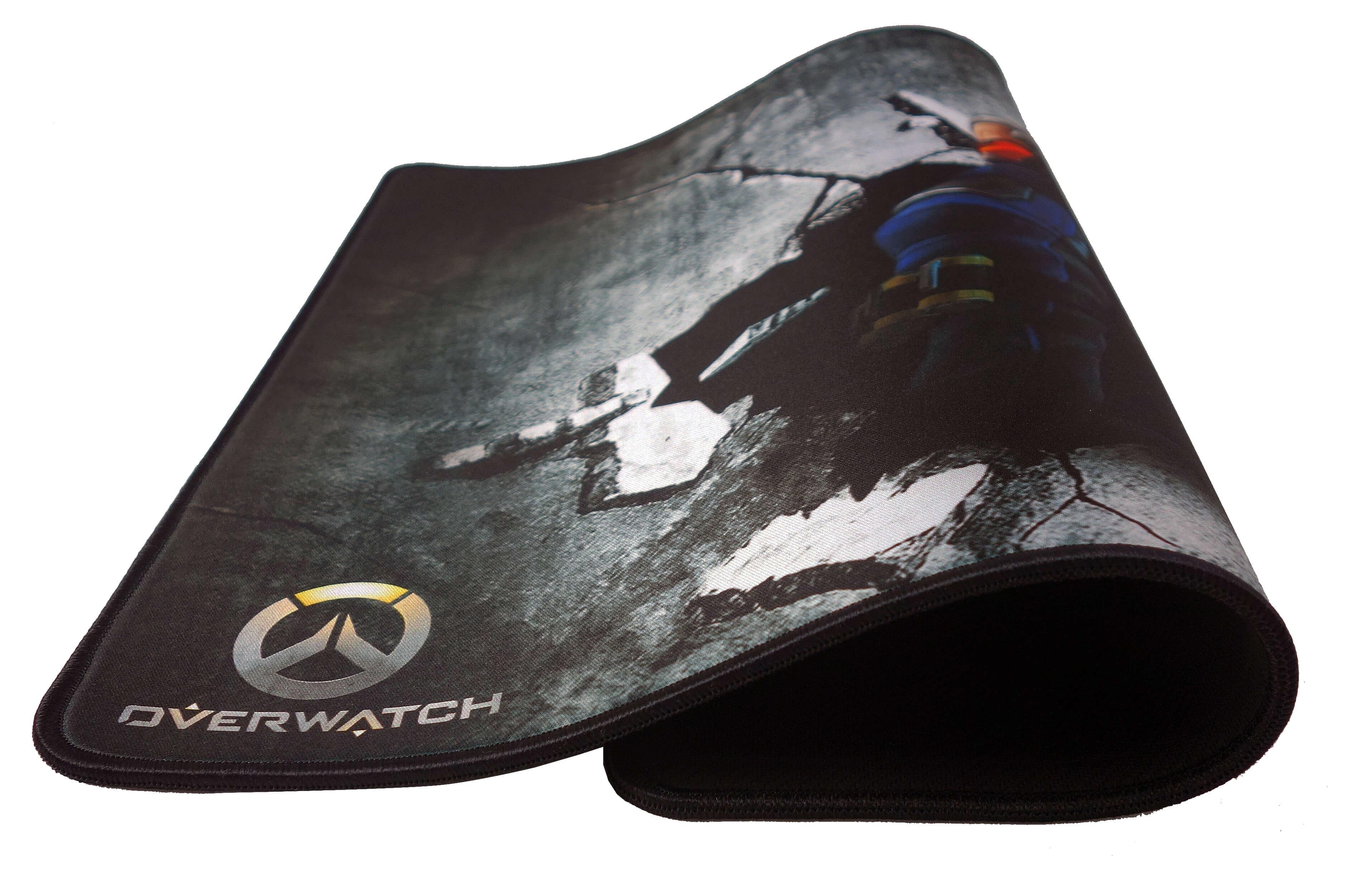 Геймърска подложка за мишка Overwatch L