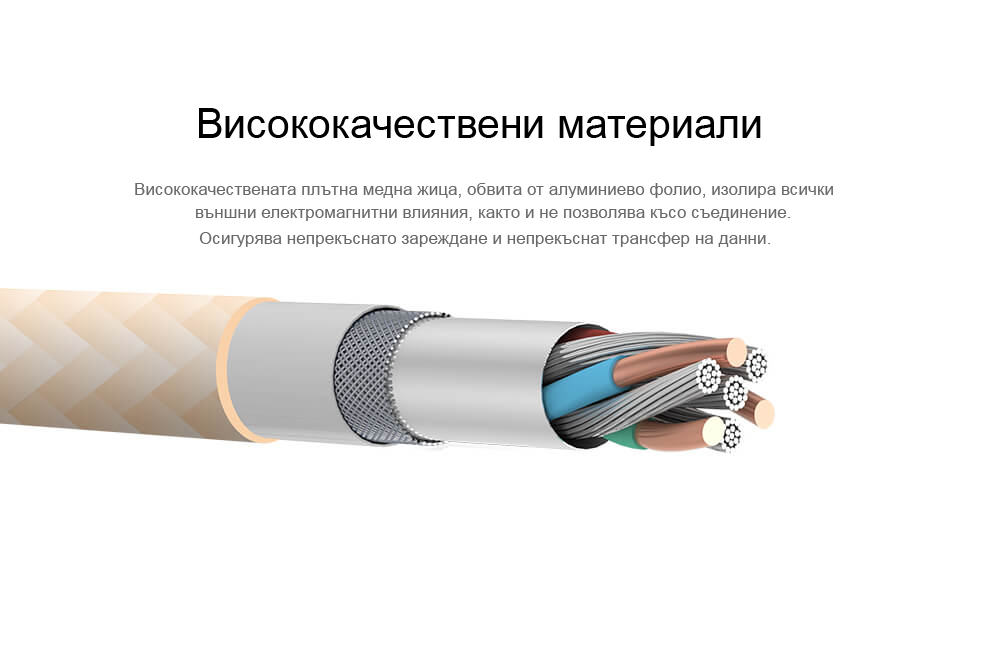 Nillkin Elite Type-C кабел