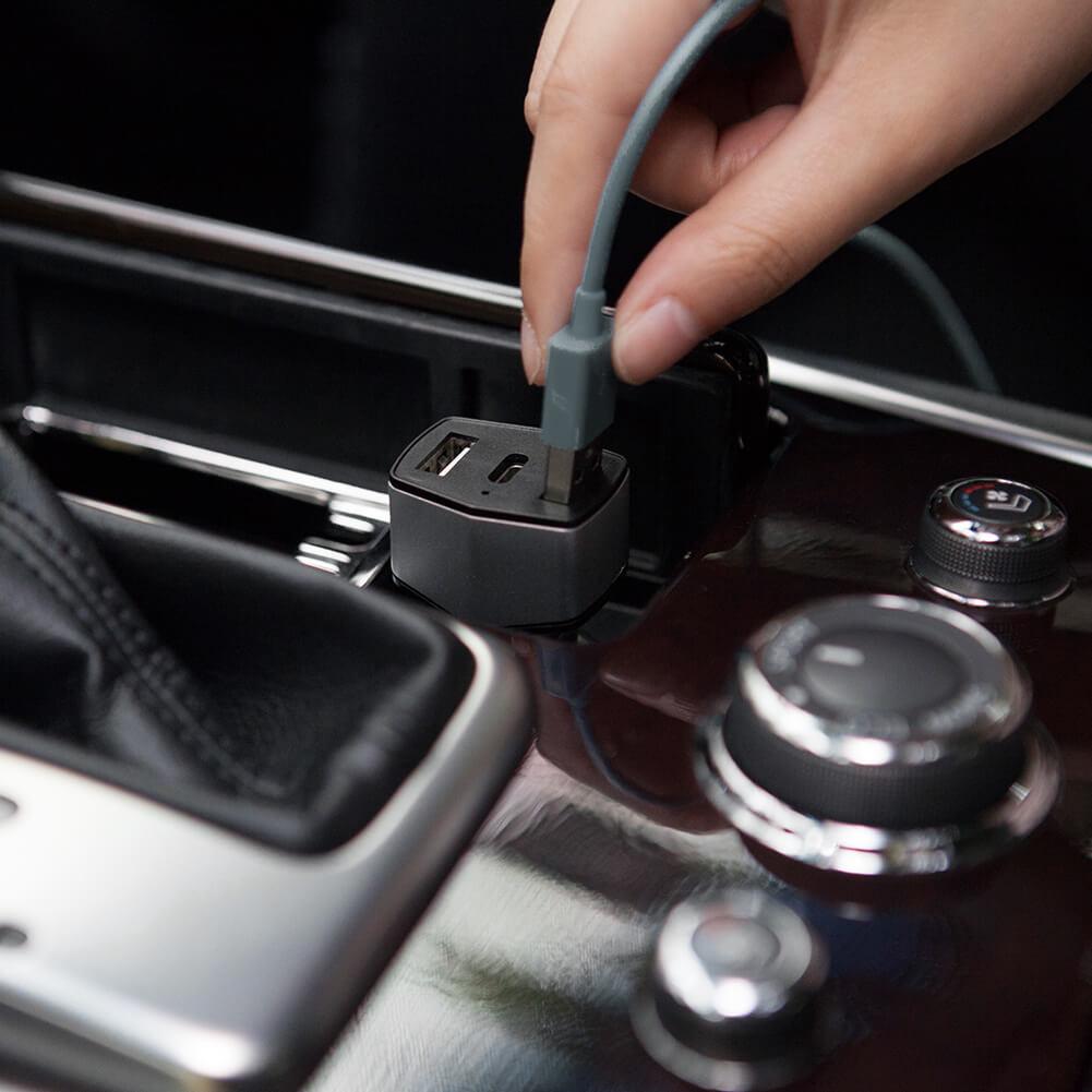 Зарядно устройство за кола Nillkin