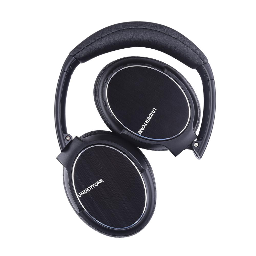 Безжични Bluetooth слушалки - черни