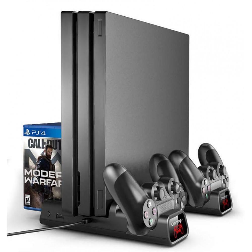Вертикална мини стойка за PS4/PS4 Pro/PS4 Slim