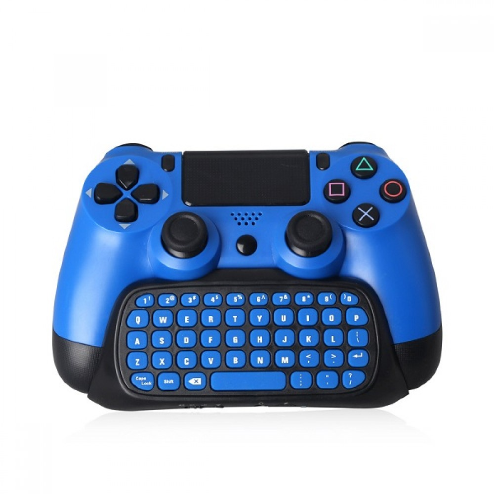 Безжична клавиатура за PS4 джойстик