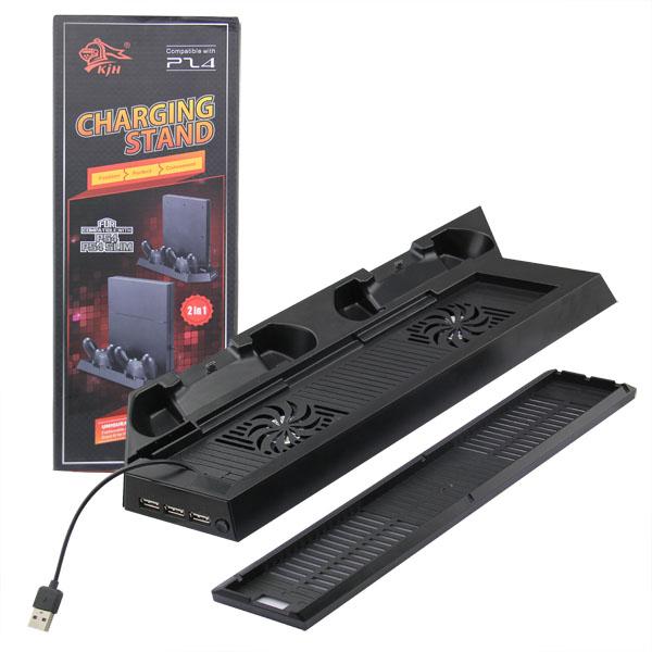 Вертикална стойка за PS4/PS4 Slim