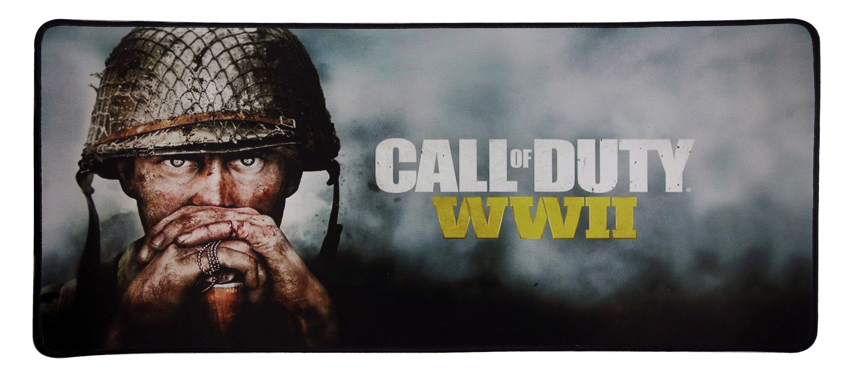 Геймърска подложка за мишка Call Of Duty WWII XL