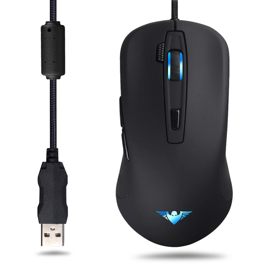 Геймърска мишка XSoul XМ6