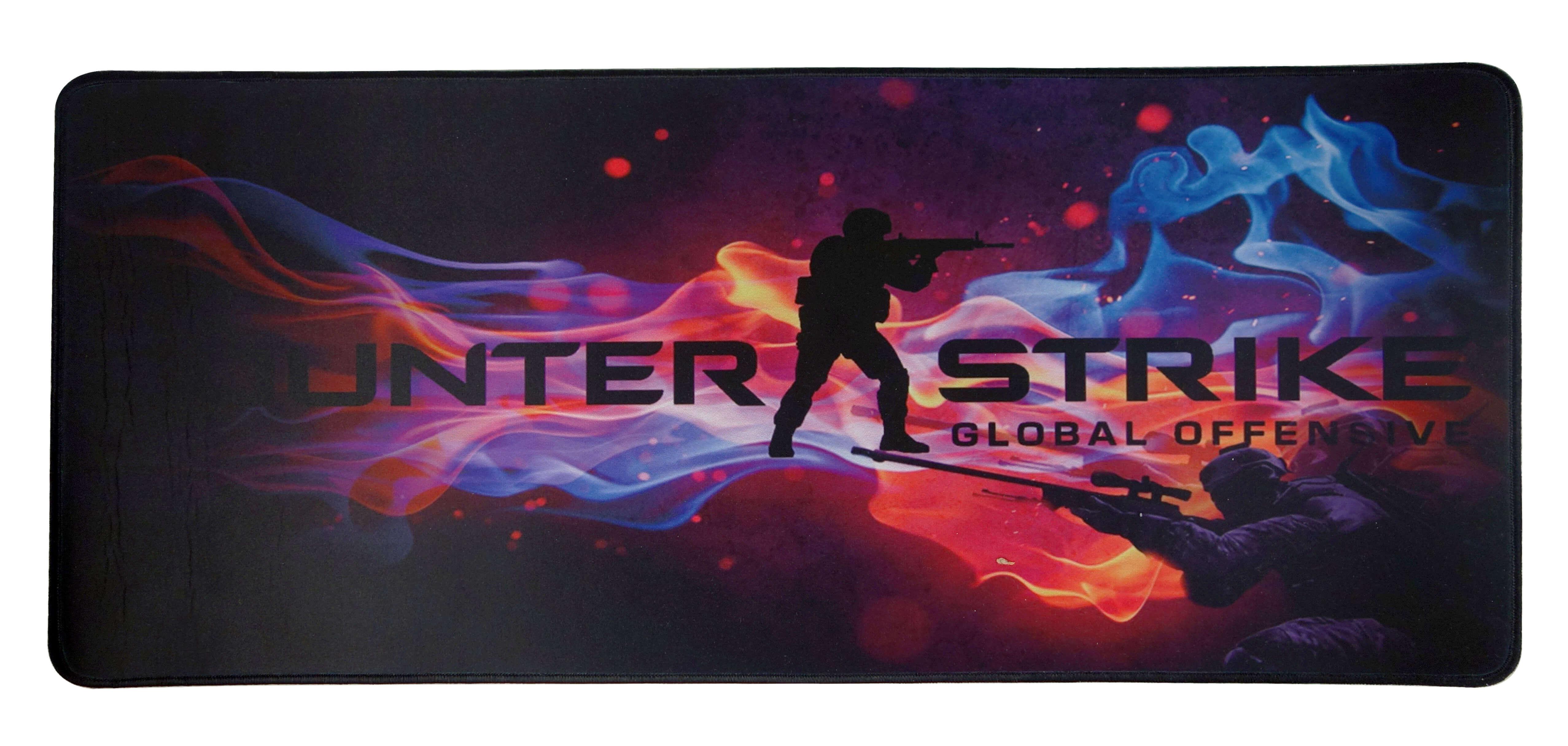 Геймърска подложка за мишка CS:Global Offensive XL