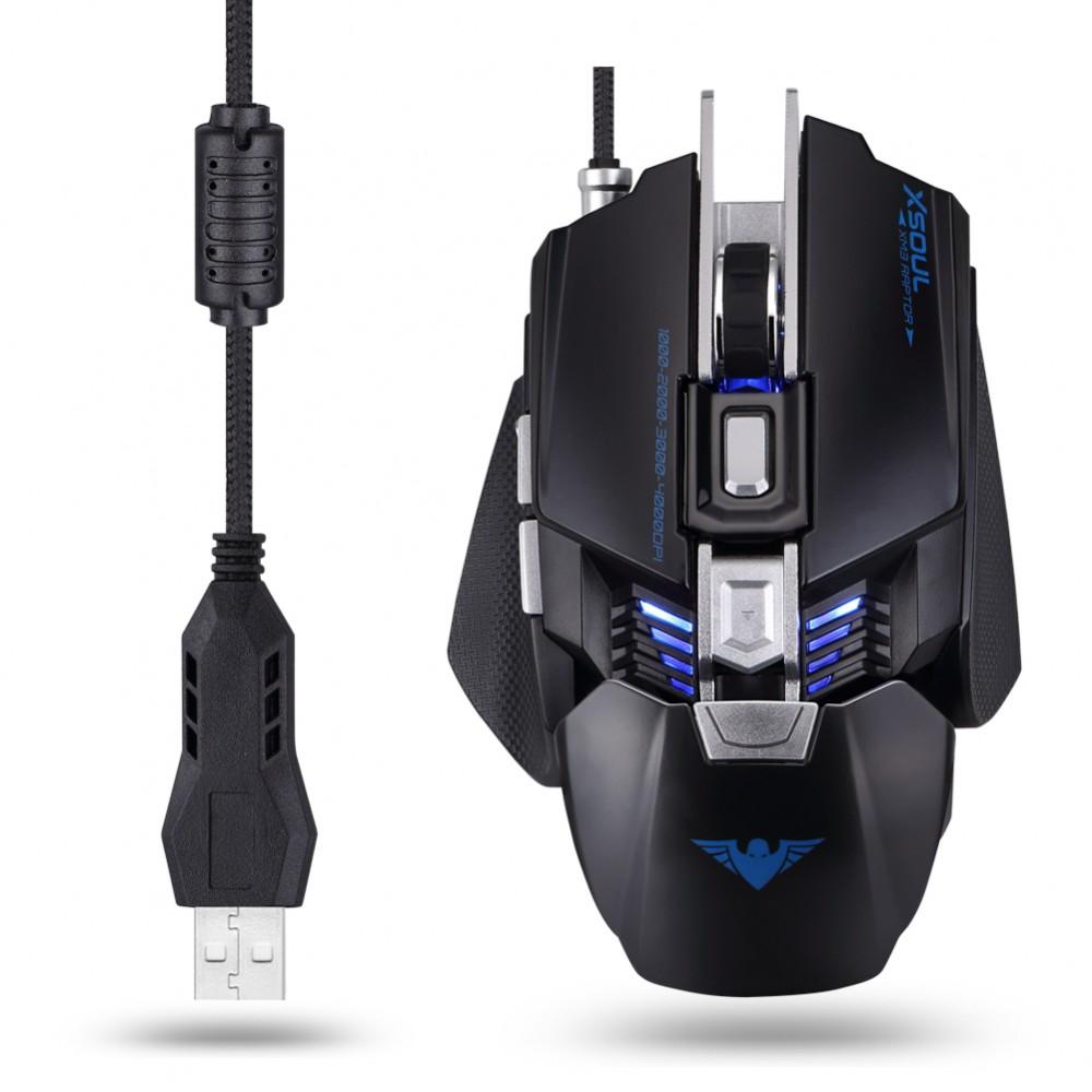 Геймърска мишка Xsoul XM3