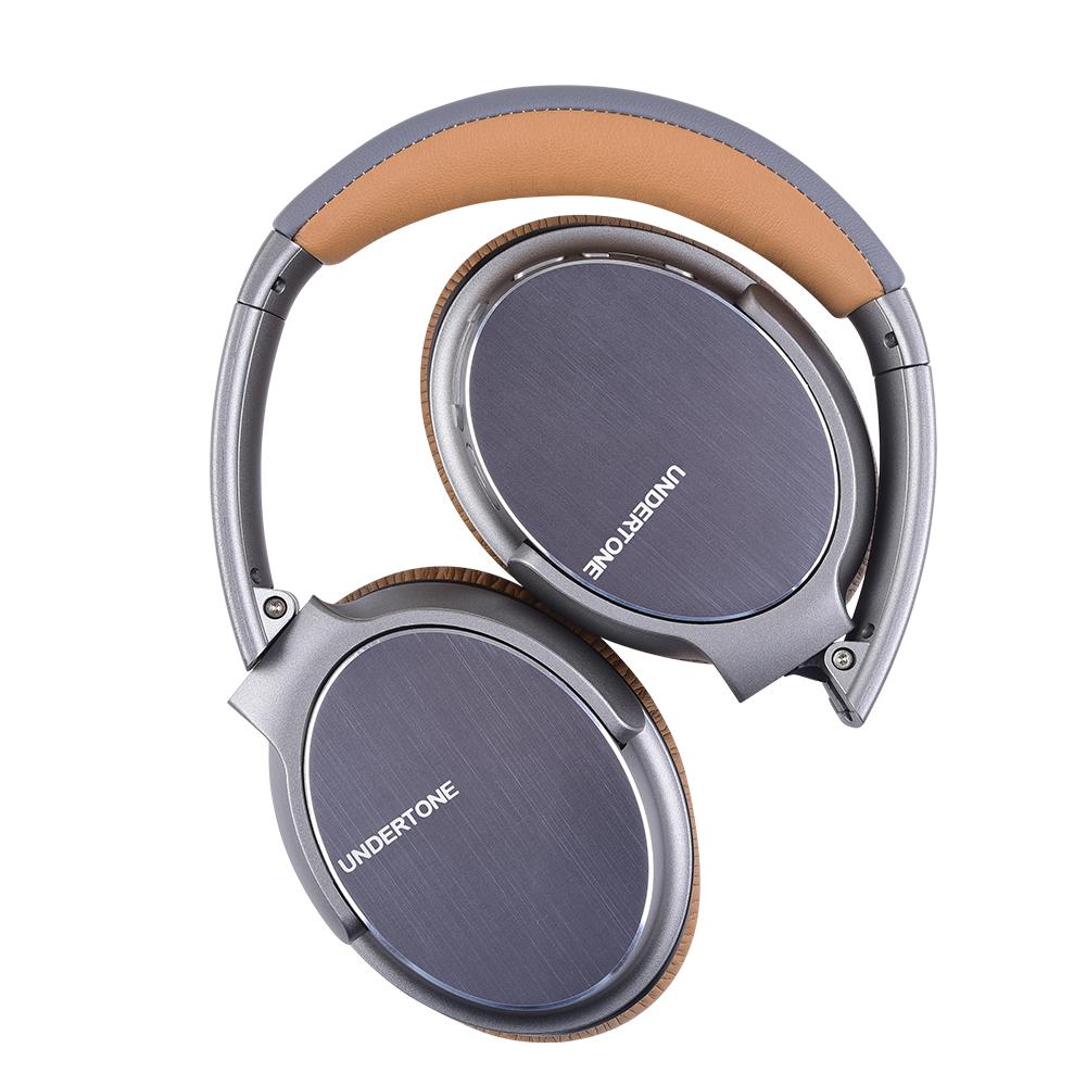 Безжични Bluetooth слушалки - сребристи
